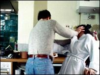 violencia dom�stica