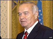Uzbekistan President, Islam Karimov