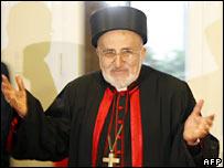 البطريرك عمانوئيل رئيس كنيسة الكلدان في العراق
