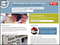 CEOP website