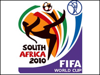 The 2010 World Cup will be held in South Africa