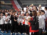 الفريق المصري