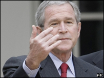 Presidente de EE.UU., George W. Bush