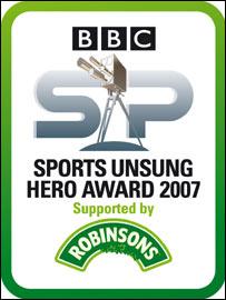 BBC Sport Scotland's Unsung Hero 2007