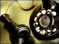 Candlestick phone, Eyewire