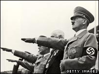 Adolf Hitler and Nazi leaders