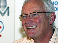 Leyton Orient chairman and owner Barry Hearn