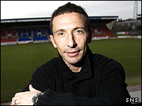New St Johnstone manager Derek McInnes