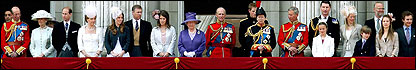 Trooping of the colour 2007