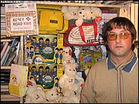 Jamie Ferguson, Original Beatles Shop