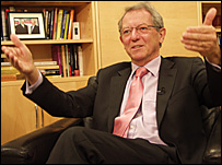 Sir David King (BBC)