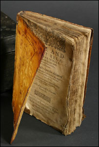 The 17th century book