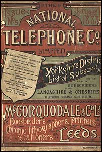 Leeds phone book