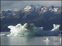 Parque Nacional los Glaciares, Patagonia, Argentina