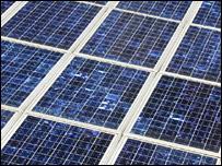 Solar cells (BBC)