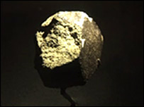 Nakhla's meteorite (Natural History Museum)