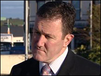 Conor Murphy MP