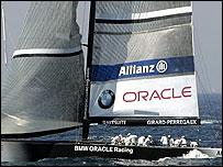 BMW Oracle