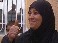 Amal Ali, Shia woman who returned to al-Ameriya