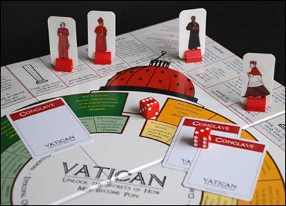Vatican Board Game