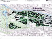 Tamfourhill development