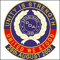 POA badge