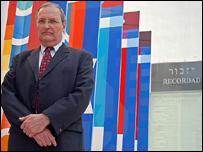 Efraim Zuroff, director del CSW