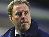 Portsmouth manager Harry Redknapp