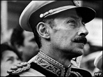 Ex gobernante militar Jorge Rafael Videla.