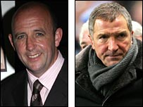 Gary McAllister and Graeme Souness