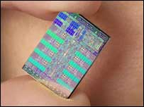 Cell chip, Sony