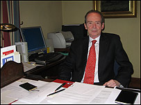 José Manuel Blecua, secretario de la Real Academia