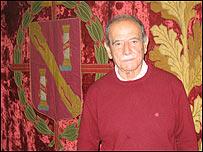 Félix Morales, vicepresidente Fundación Franciso Franco