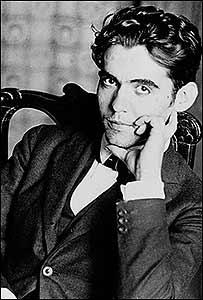 Federico García Lorca (Foto: Rogelio Robles)