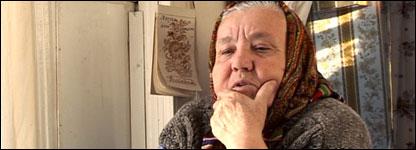 Жительница села Боброво