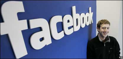 Facebook founder Mark Zuckerberg, AP