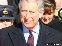 Carlos de Inglaterra, Príncipe de Gales