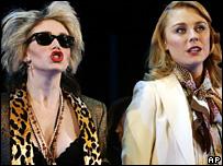 Desperately Seeking Susan stars Emma Williams and Kelly Price