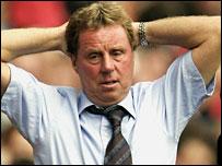 Portsmouth boss Harry Redknapp