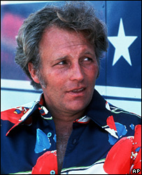 Evel Knievel in 1977