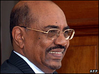 Sudanese President Omar al-Bashir