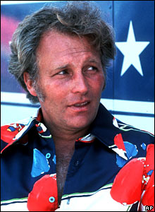 Evel Knievel as seen in 1977 in Warner Bros ''Viva Knievel!'  (AP Photo/Warner Bros)