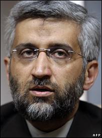 Saeed Jalili in Tehran (1 December 2007)