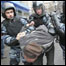 اعتقال زعماء معارضين وعشرات المتظاهرين في روسيا