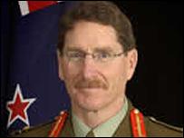 Lou Gardiner (Photo: NZ Army)
