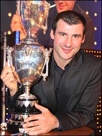 2007 BBC Wales Sports Personality of the Year Joe Calzaghe