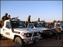 African Union patrol