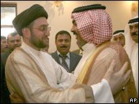 Iraqi greeting