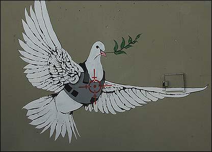 Mural de Bansky