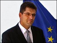 Janez Lenarcic, Slovenian European Affairs Minister